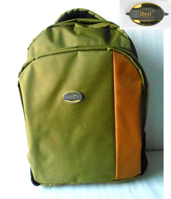Buy Ideal Trunch Green Peru Backpack at Rs.690