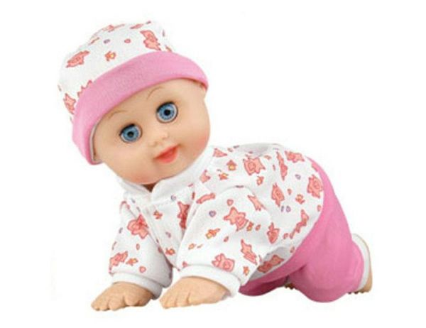 Buy Cute Crawling Singing Baby Toy at Rs.299