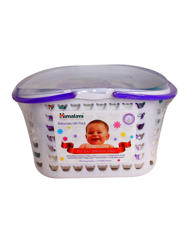 Buy Himalaya Baby Care Gift Pack 2 at Rs.510
