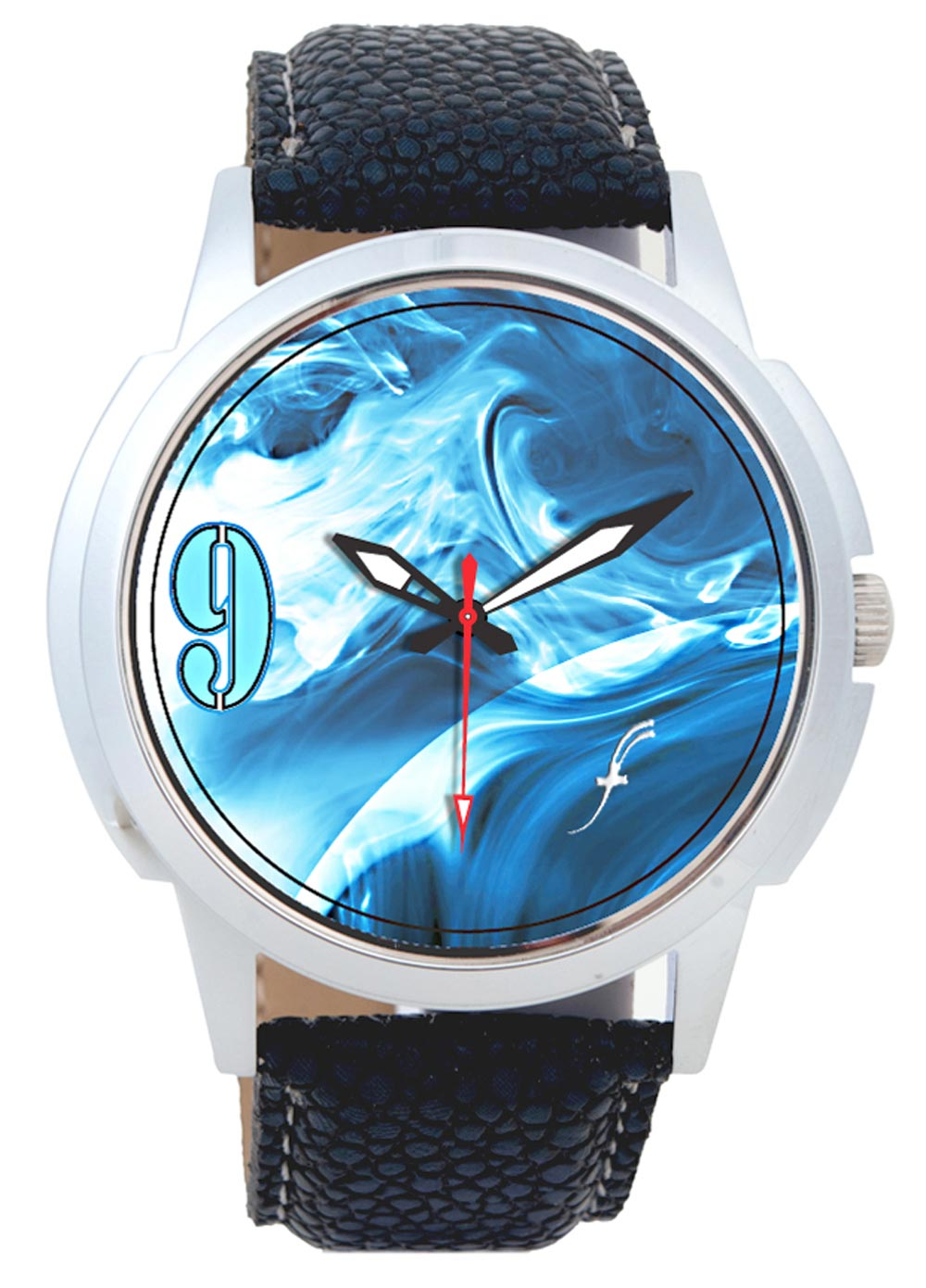 Buy Foster Blue Unisex Analog Watches at Rs.839