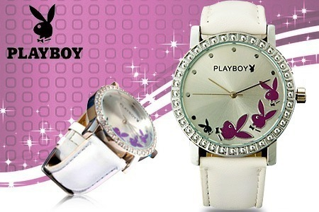 Buy Playboy Ladies Watch at Rs.999