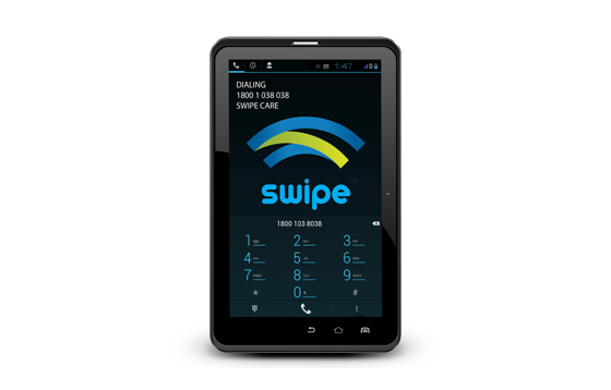 Buy Swipe Halo 3G Tablet at Rs.9390