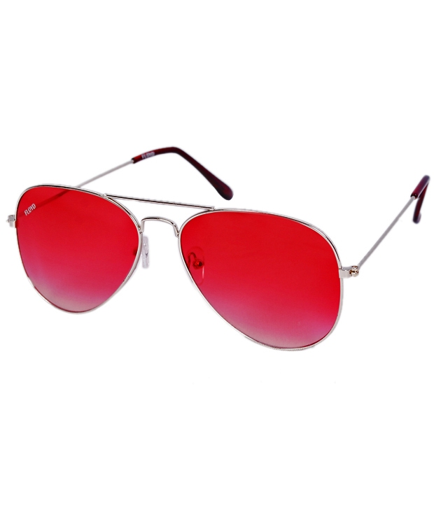 Buy Floyd Smart Silver Aviator Sunglasses at Rs.299