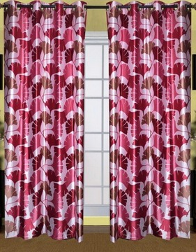 Set of 2 Stylish Door Curtains at Rs.459