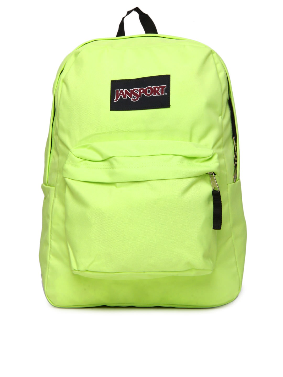Buy Jansport Unisex Lime Green Backpack at Rs.1799