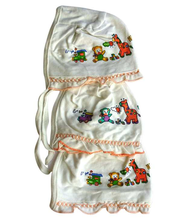 Buy Love Baby Cap Set at Rs.401