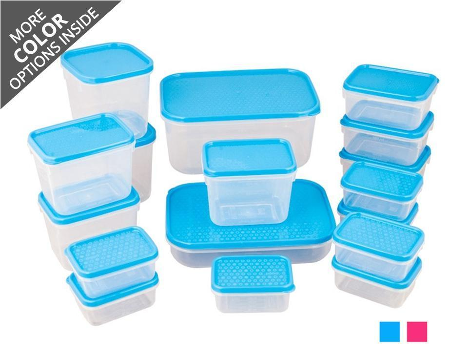 Set of 17 storage containers at Rs.269