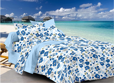 Buy Fabutex Cadaue Double Bed sheet at Rs.839