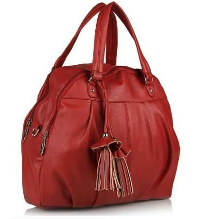 Buy Ivy Cherry Ladies Handbag at Rs.575