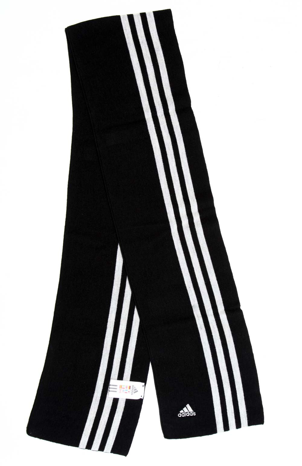 Buy Adidas Black Unisex Scarves at Rs.599