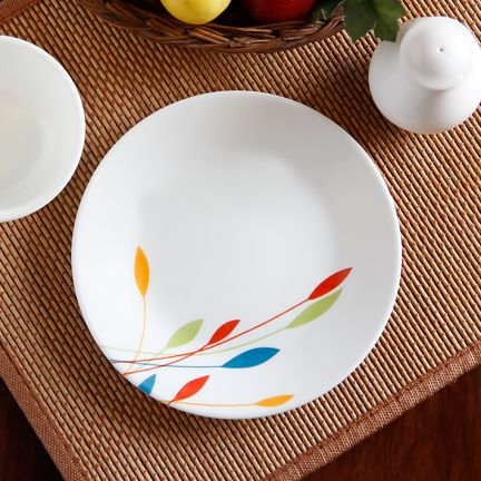 Buy Corelle Rainbow Small Plate at Rs.200