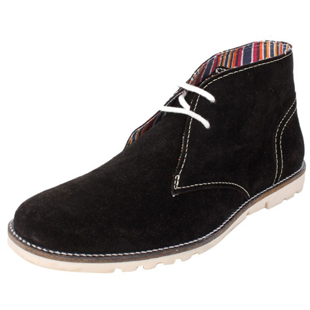 Buy Delize Black Boots at Rs.1439