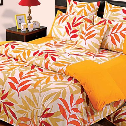 Swayam Printed Bed Set at Rs.934
