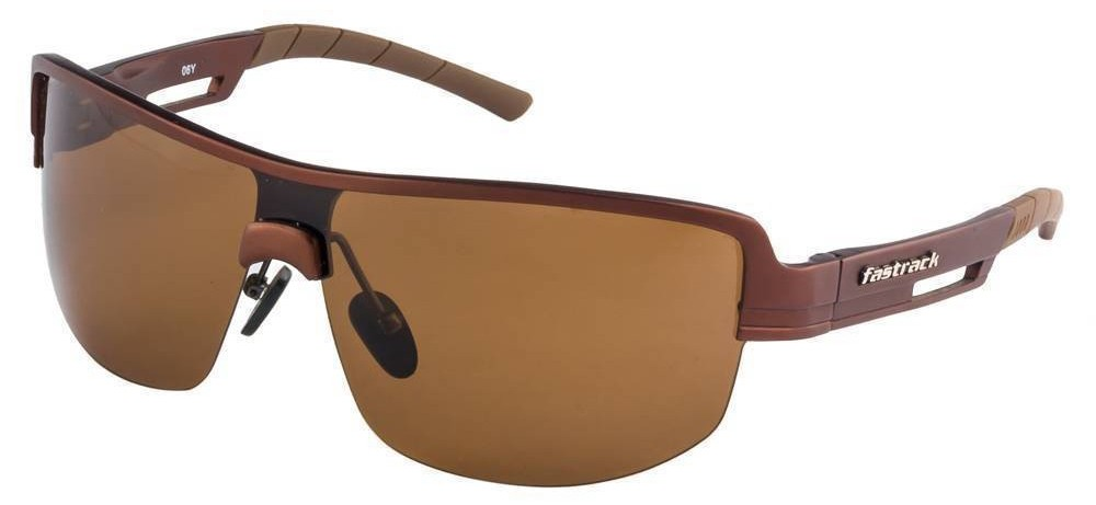 Fastrack Brown Sunglasses at Rs.1375