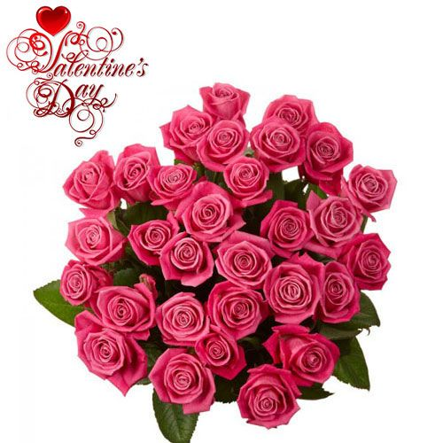 Bunch Of Pink Roses at Rs.599