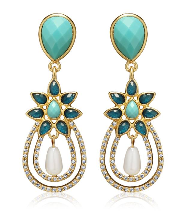 Pari Sunshine earrings at Rs.630