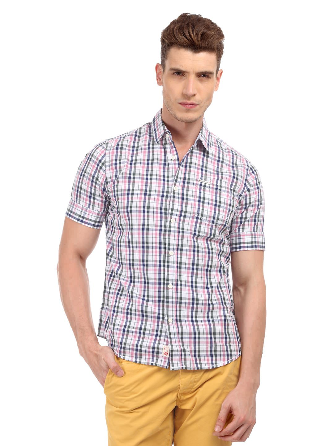 Being Human Men Casual Shirt at Rs.1249