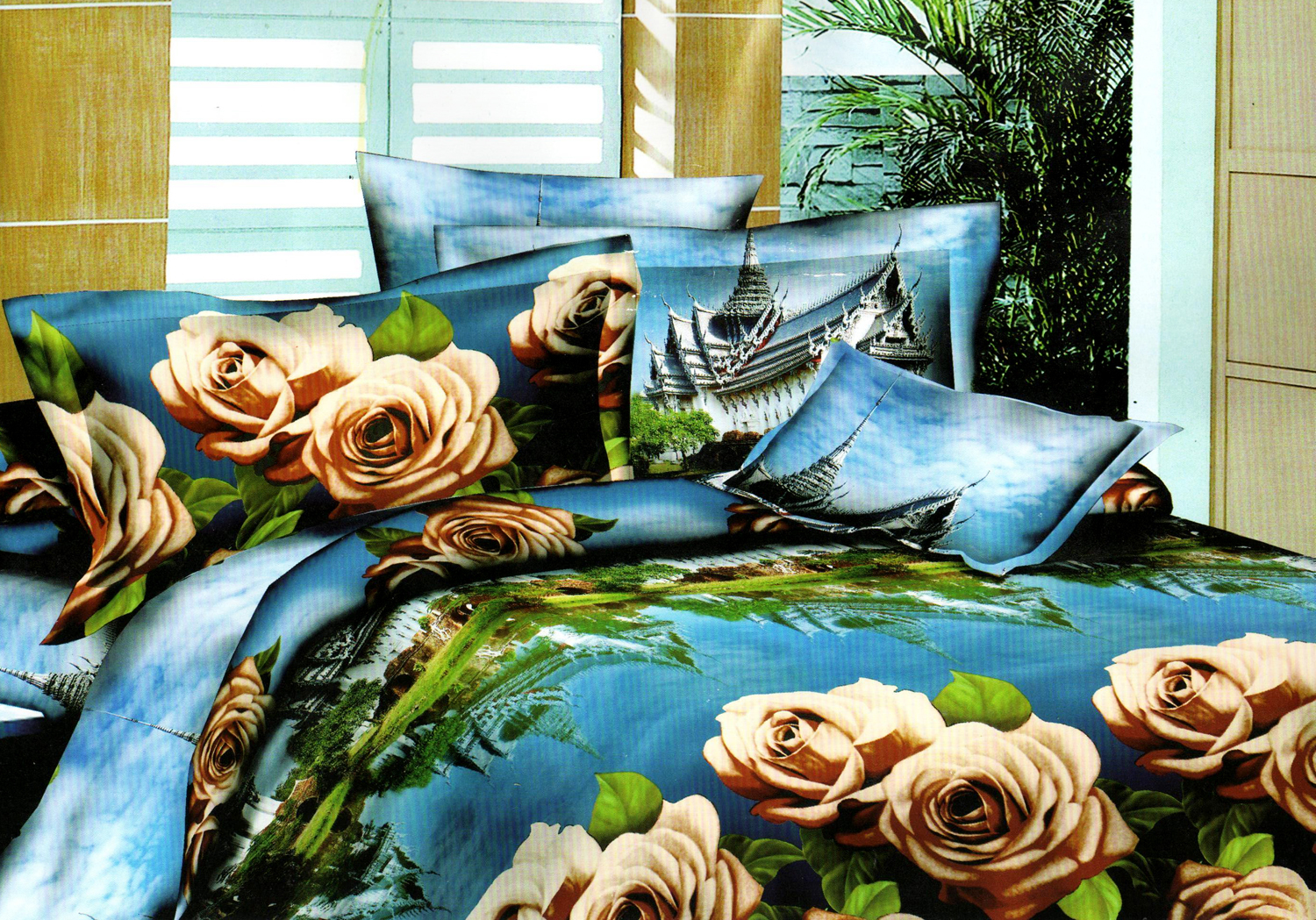 Buy Lecce Double Bed sheet at Rs.299