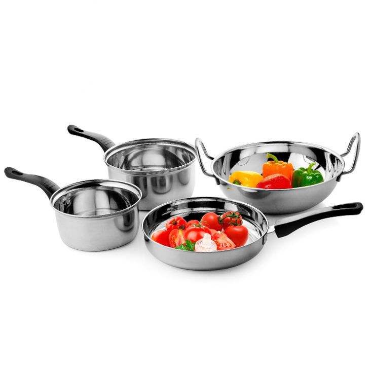 Set of 4 Tricon Cooking Pieces at Rs.1064