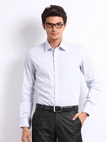 Men Slim Fit Formal Shirt at Rs.701