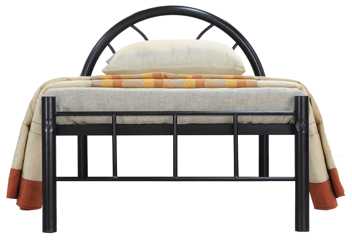 Furniture Kraft Metal Single Bed at Rs.5599