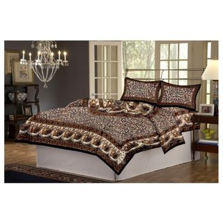 Me Sleep Double Bed Sheet Set at Rs.499