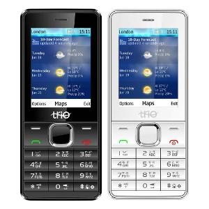 Trio Dual Sim Bar Phone Combo at Rs.1999