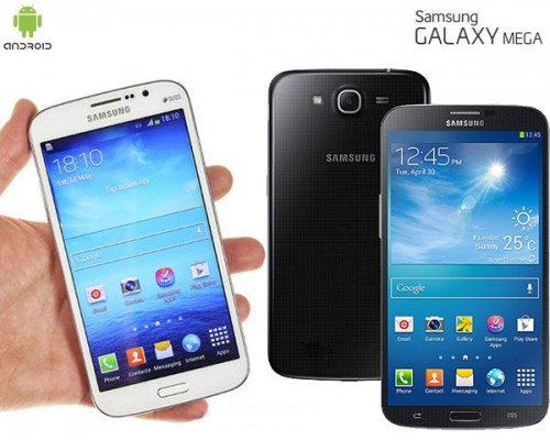 Samsung Galaxy Mega Android Phone at Rs.22499