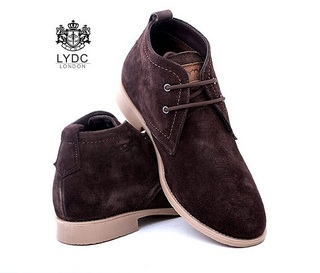 LYDC Men Brown Boots at Rs.999