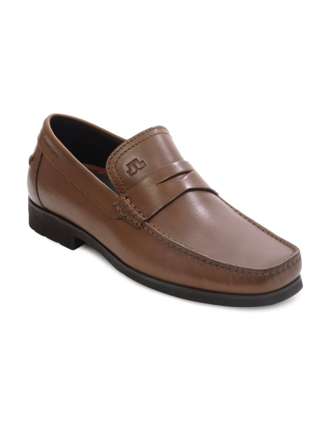 Language Men Leather Loafers at Rs.3143