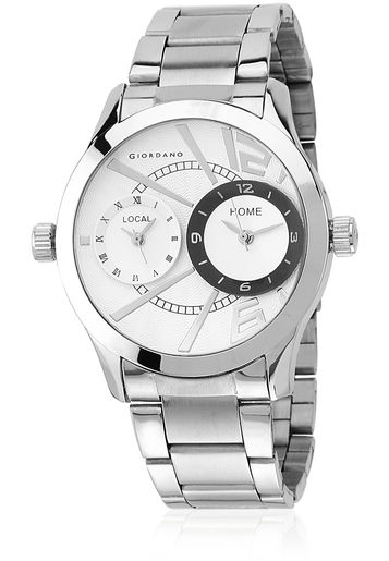 Giordano Metal Analog Watch at Rs.1999