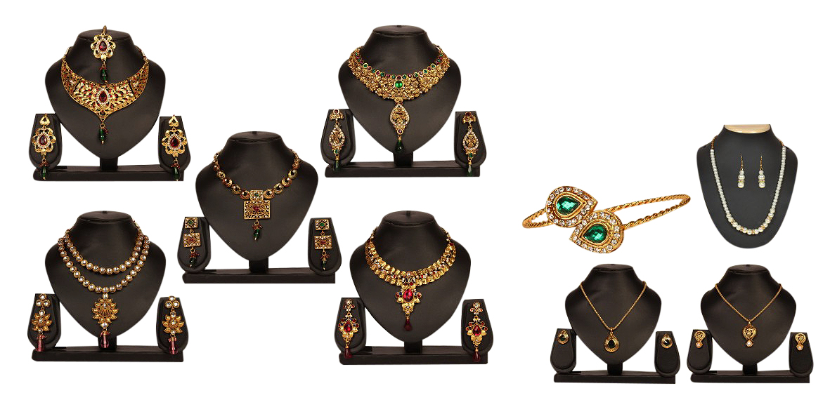 Buy Krishna Jewellery Collection at Rs.1599