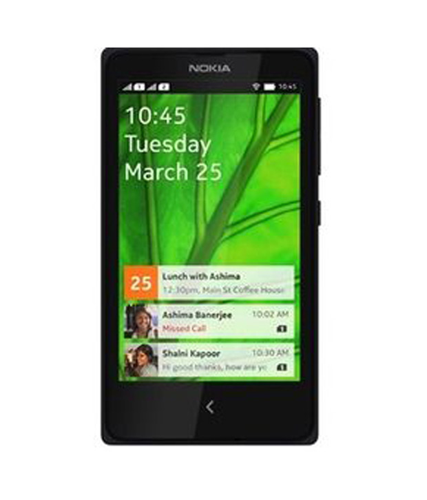 Buy Nokia X at Rs.6828