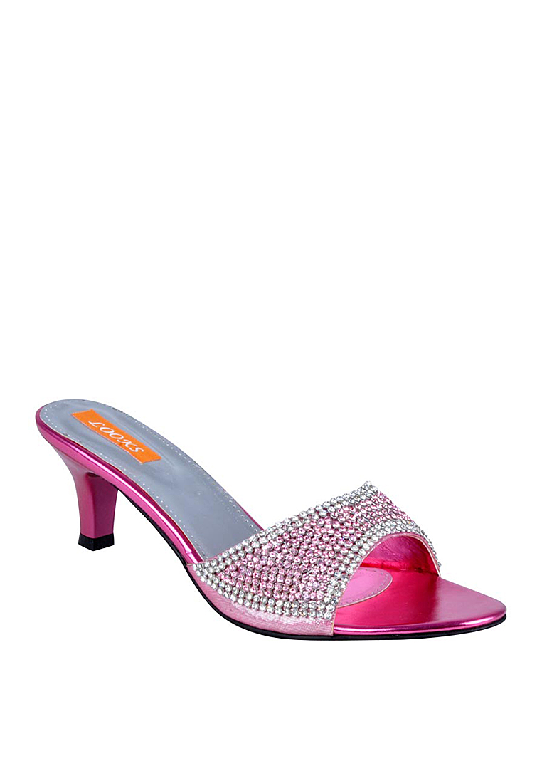Buy Looks Pink Sandals at Rs.1759