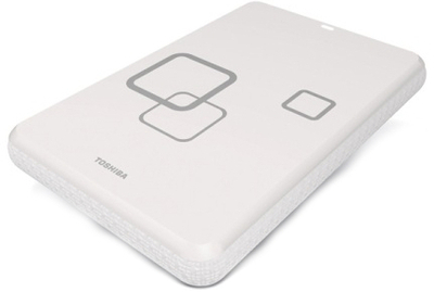 Toshiba Canvio 1 TB External Hard Disk at Rs.6300