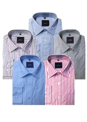 Collection of 5 Premium Shirts at Rs.2199