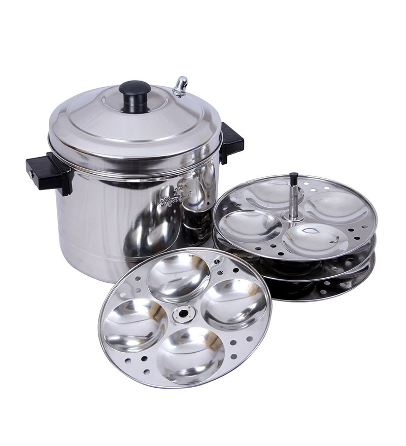 Tallboy Murgan idly cooker 4 plates at Rs.689