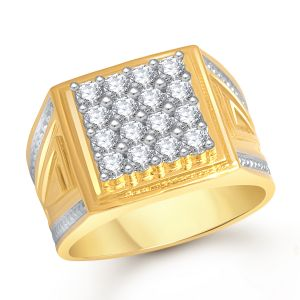 Meenaz brilliant ring for men at Rs.199