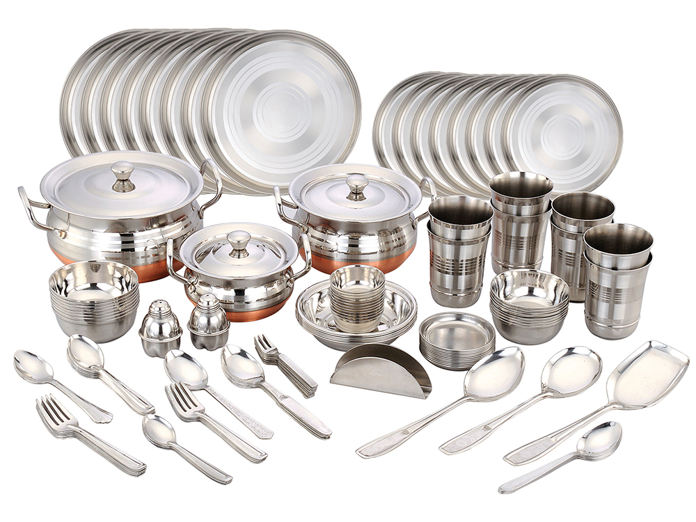 Klassic vimal 121 pcs dinner set at Rs.2999