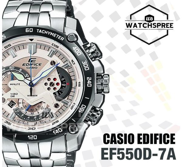 Imported Casio Edifice Chronograph watch at Rs.3990