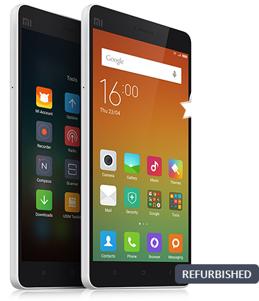 Buy Xiaomi Mi4i 16 GB at Rs.8699