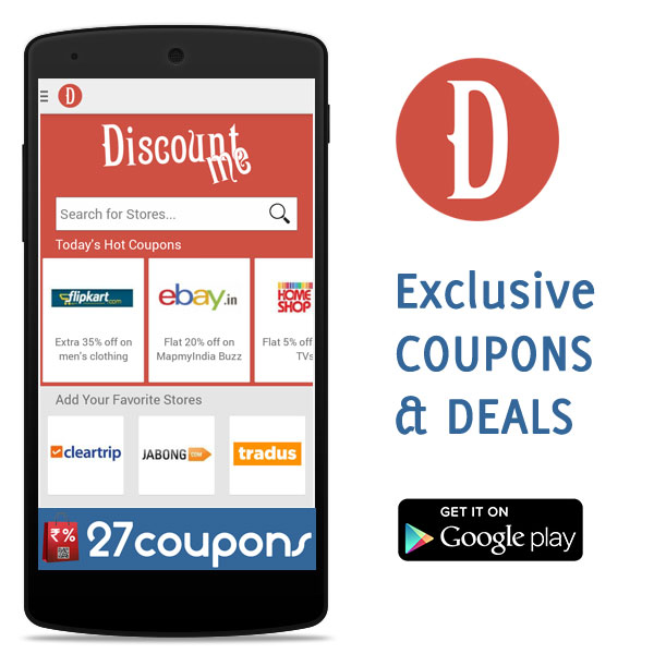 Myntra discount coupons 2018